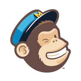 MailChimp logo for brand story email