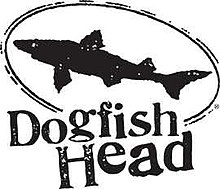 Dogfish Head logo with text for Dogfish Head post