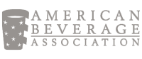 American Beverage Association logo for self-reported sales data post